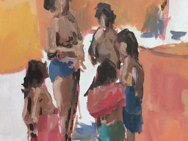 Strandklets/Beach gossip